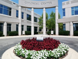Colonial Center in Huntsville, Alabama