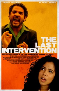 The Last Intervention promotional postcard