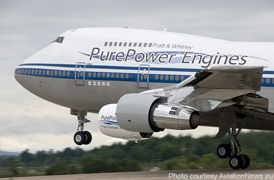 Pratt & Whitney PurePower PW1524G engine receives certification