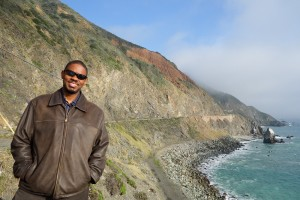 Tenell on the Pacific Coast Highway