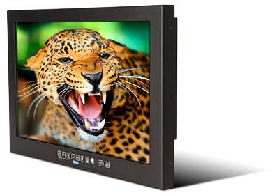Saber Standalone rugged 24 inch 4K UHD display