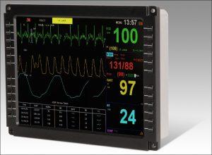 VueSim LCD Monitor