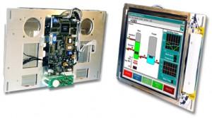 Impact Monitor Kit 12 - front and rear views