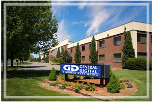 General Digital headquarters in South Windsor, CT