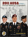Read our blog post about the AUSA 2011 Annual Meeting and Exposition