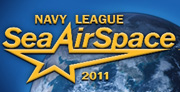 Read our blog post about the Navy League Sea-Air-Space Exposition 2011