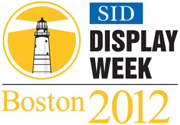 Read our blog post about SID Display Week 2012