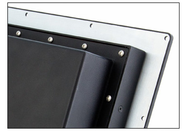 Barracuda PanelMount Waterproof LCD Monitor Generation 2 Enclosure
