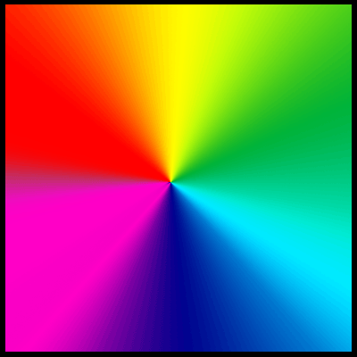 Extended color gamut icon