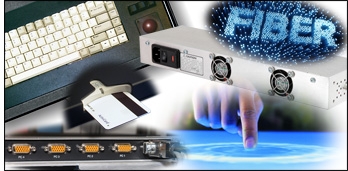 General Digital offers numerous options and accessories to complement your LCD monitor