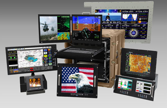Rugged Military And Industrial Monitors Amp Software Iv Amp V