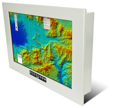 Photo of Saber PanelMount LCD monitor