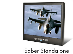 Photo of Saber Standalone LCD monitor