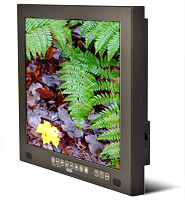 Saber Standalone Solar/LS19 - Sunlight Readable LED Backlit 19 inch LCD Monitor