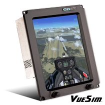 VueSim - 10.4 inch Smart Monitor for Simulators